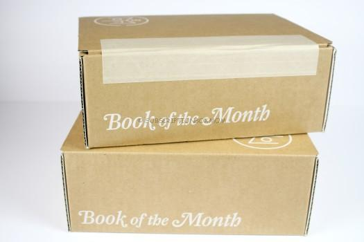 Book of the Month Boxes