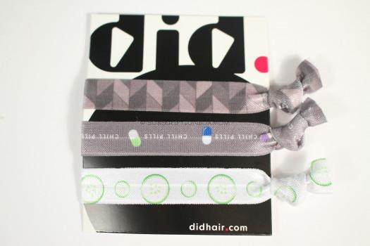 Did Hair Spa Day Hair Ties