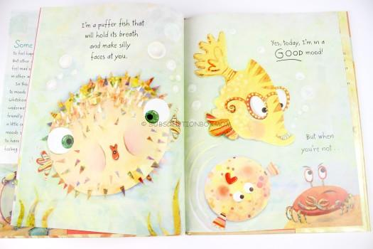 You're a Crab!: A Moody Day Book by Jenny Whitehead