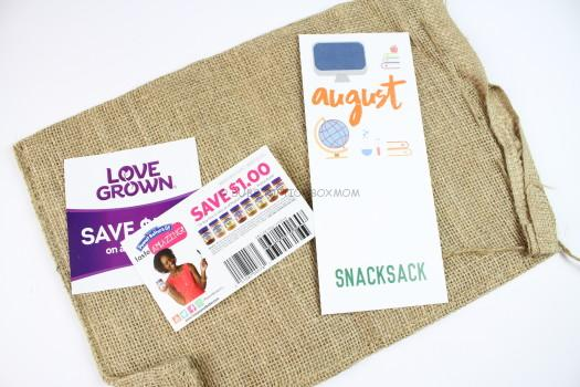 SnackSack Coupons