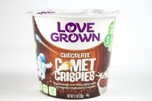 Love Grown Chocolate Comet Cristpies