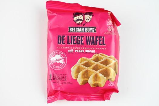 Belgian Boys De Liege Wafel