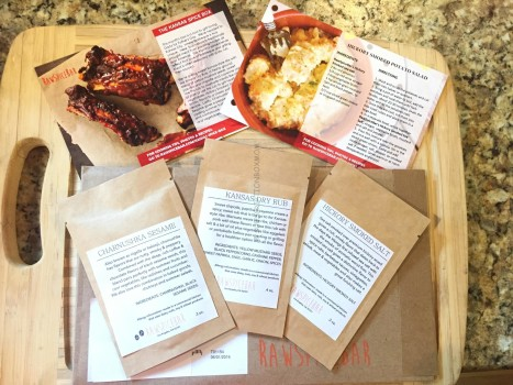 RawSpiceBar Kansas Spice Box Review