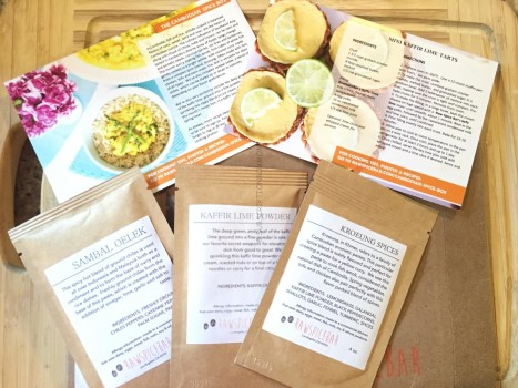 RawSpiceBar - Cambodian Spice Box - Review