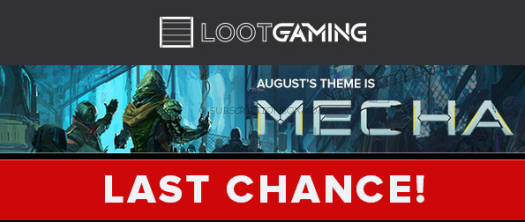 Last Chance Loot Gaming Flash Sale
