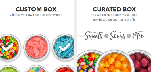 custom/curated box