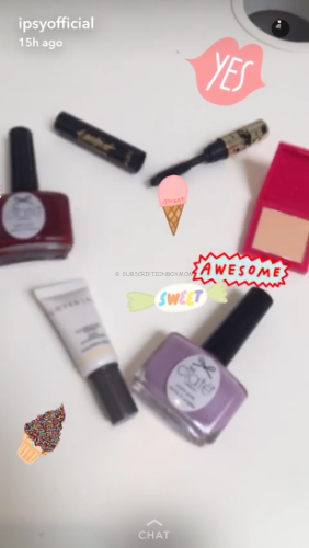 Ipsy August Spoiler 3 - a