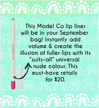 Lip Monthly September 2016 Spoiler