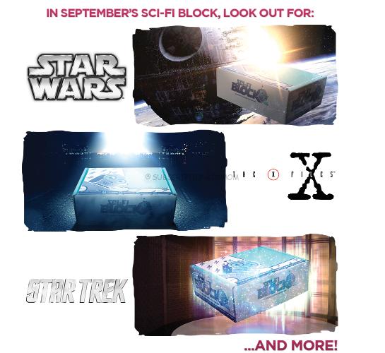 September 2016 Sci Fi Block Spoilers