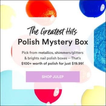 Julep The Greatest Hits POLISH Mystery Box