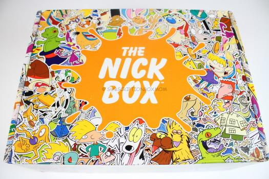 The Nick Box Summer 2016 (Premier) Review