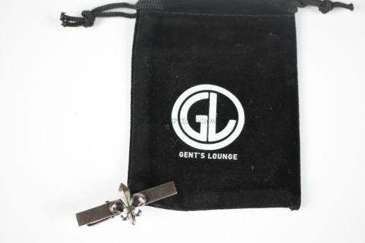 Gent's Lounge Tie Clip