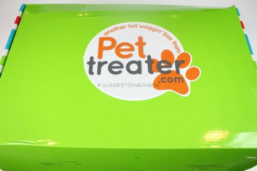 Pet Treater Box September 2016 Review