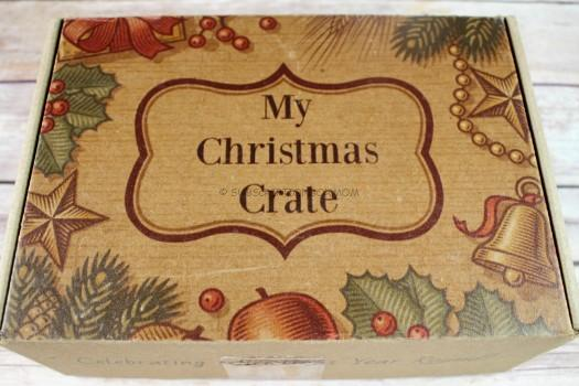 My Christmas Crate September 2016 Review