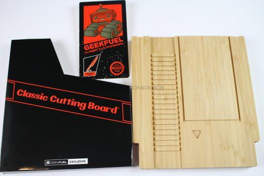 Classic Cutting Board
