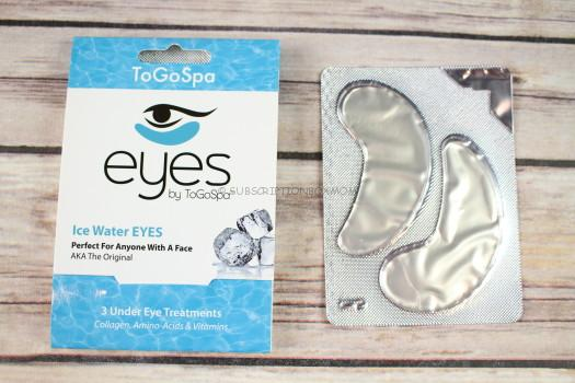Eyes by ToGoSpa: Ice Water EYES