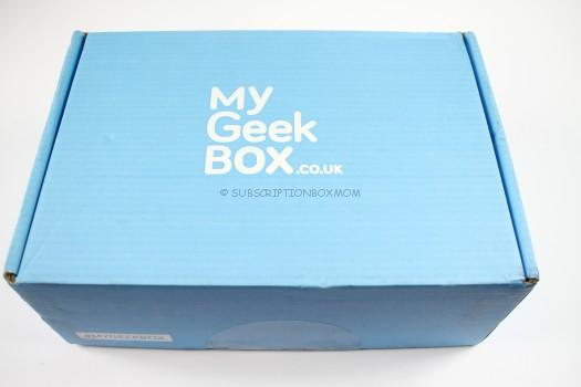 My Geek Box August 2016 Review