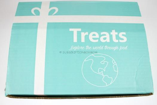 Treats September 2016 International Snack Review