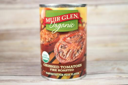 Muir Glen Fire Roasted Crushed Tomatoes