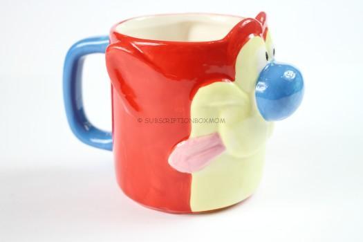 Stimpy Mug