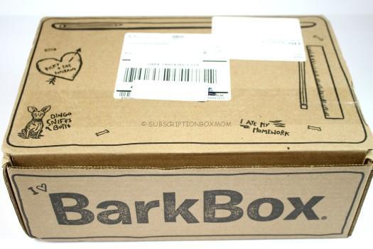 BarkBox September 2016 Review