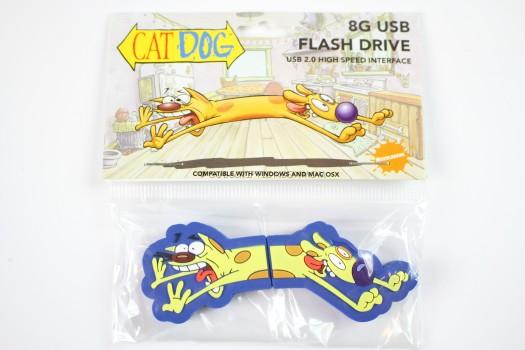 Catdog 8G USB Flash Drive (Catdog)