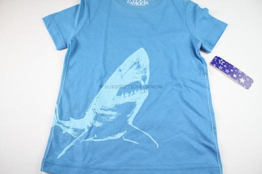 Shark Graphic Tee