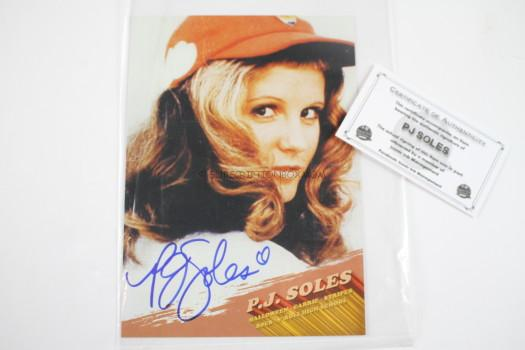 EXCLUSIVE Autograph - Norma Watson (Carrie)