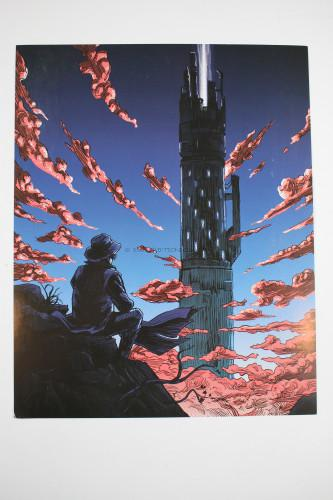 EXCLUSIVE The Dark Tower Art Print