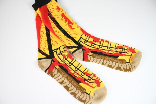 Kill Bill Socks
