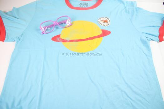 Chuckie T-Shirt & Glasses