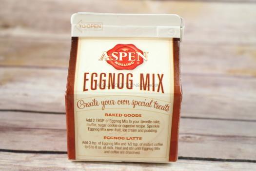 Aspen Mulling Eggnog Drink Mix