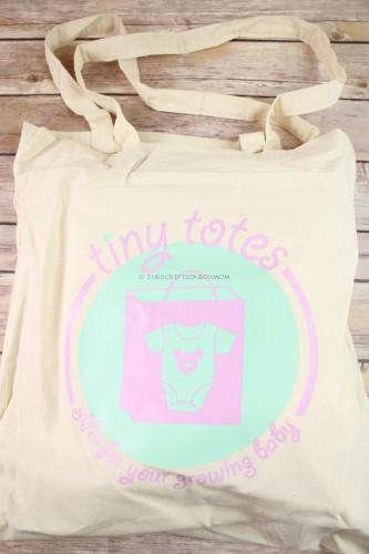 Tiny Totes Baby Subscription Box Review