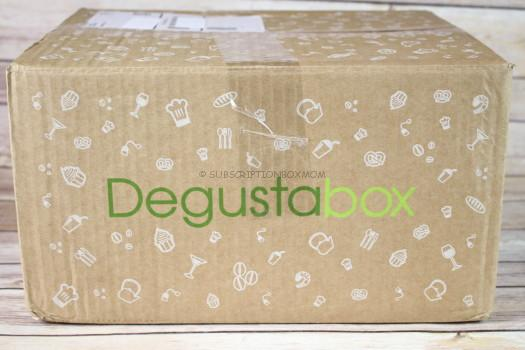 Degustabox September 2016 Review