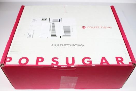 POPSUGAR Must Have Box December 2016 Theme Spoilers