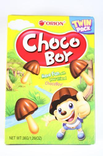 Choco Boy Biscuits