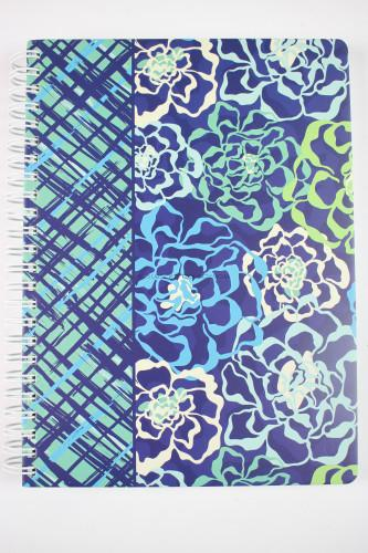Vera Bradley Mini Notebook with Pocket