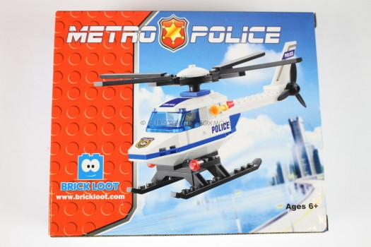 Metro Police Helicopter
