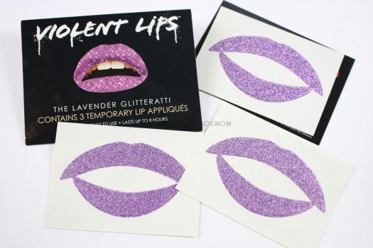 Lavender Glitteratti