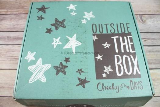 Outside the Box by Cheeky Days August 2016 Review