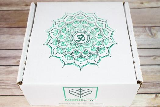 BuddhiBox September 2016 Review