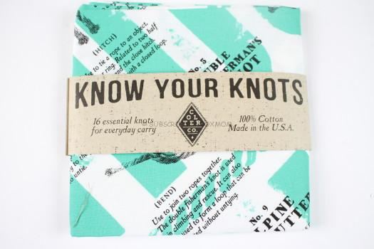 Colter Co Know Your Knots Bandana