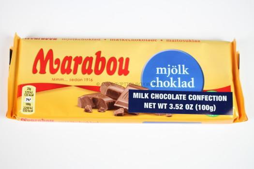 Marabou Mjolkchoklad by Mondelez