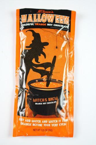 MSteven's Halloween Orange Hot Chocolate
