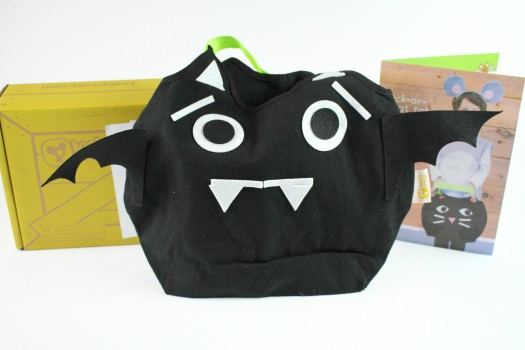 Koala Crate Trick-Or-Treat Tote Halloween 2016 Review