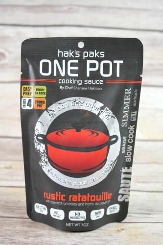 Hak's Rustic Ratatouille