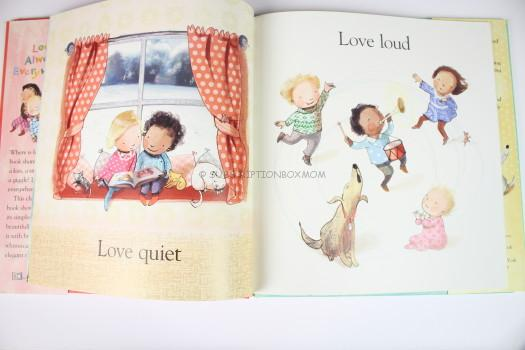 Love Always Everywhere Hardcover by Sarah Massin