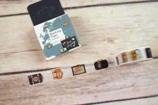 Bon Voyage Washi Tape
