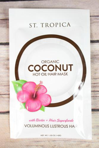 St. Tropica Coconut Hair Mask