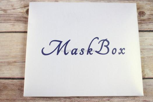 Mask Box September 2016 Review